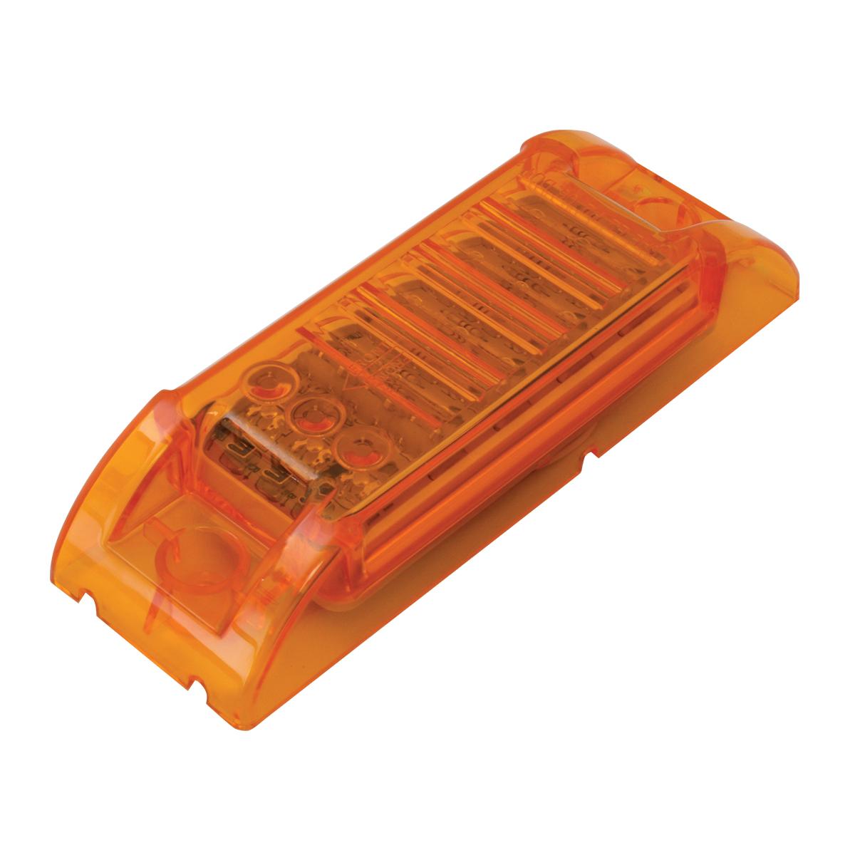 77664 Rectangular LED Turn & Marker Light in Amber/Amber