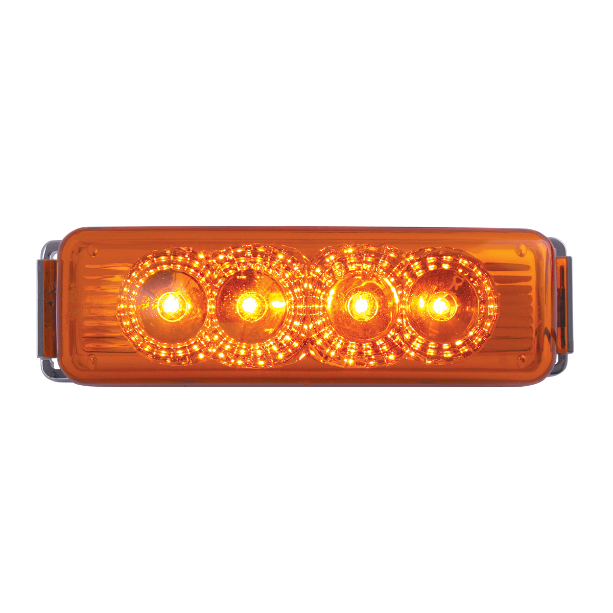 77860 Medium Rectangular Spyder LED Marker Light