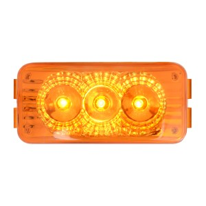 Small Rectangular Spyder LED Marker Light