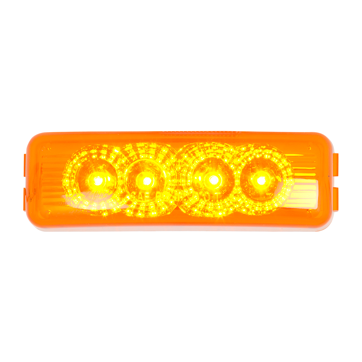 77960 Medium Rectangular Spyder LED Marker Light