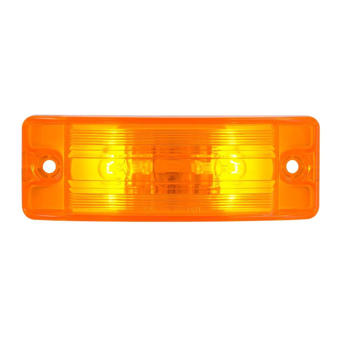 78280 Turtle Style Rectangular Sealed Marker Lights