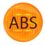 ABS Logo Amber LED Marker Lights