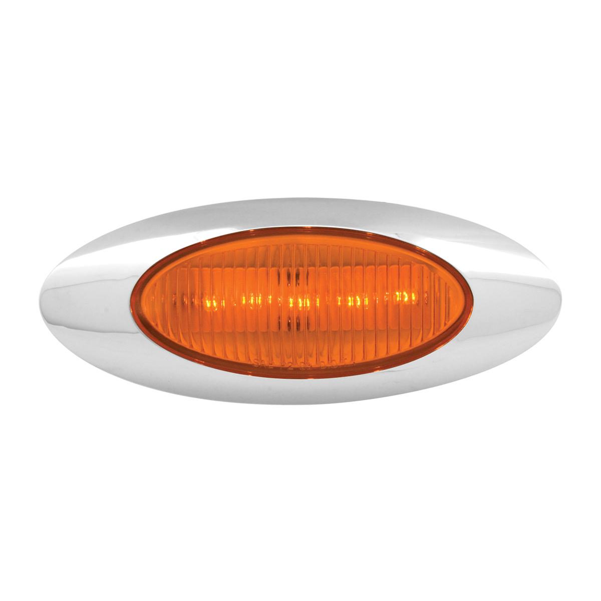 #79460 Plug In Y2K Marker Amber Light - 5 Bulbs