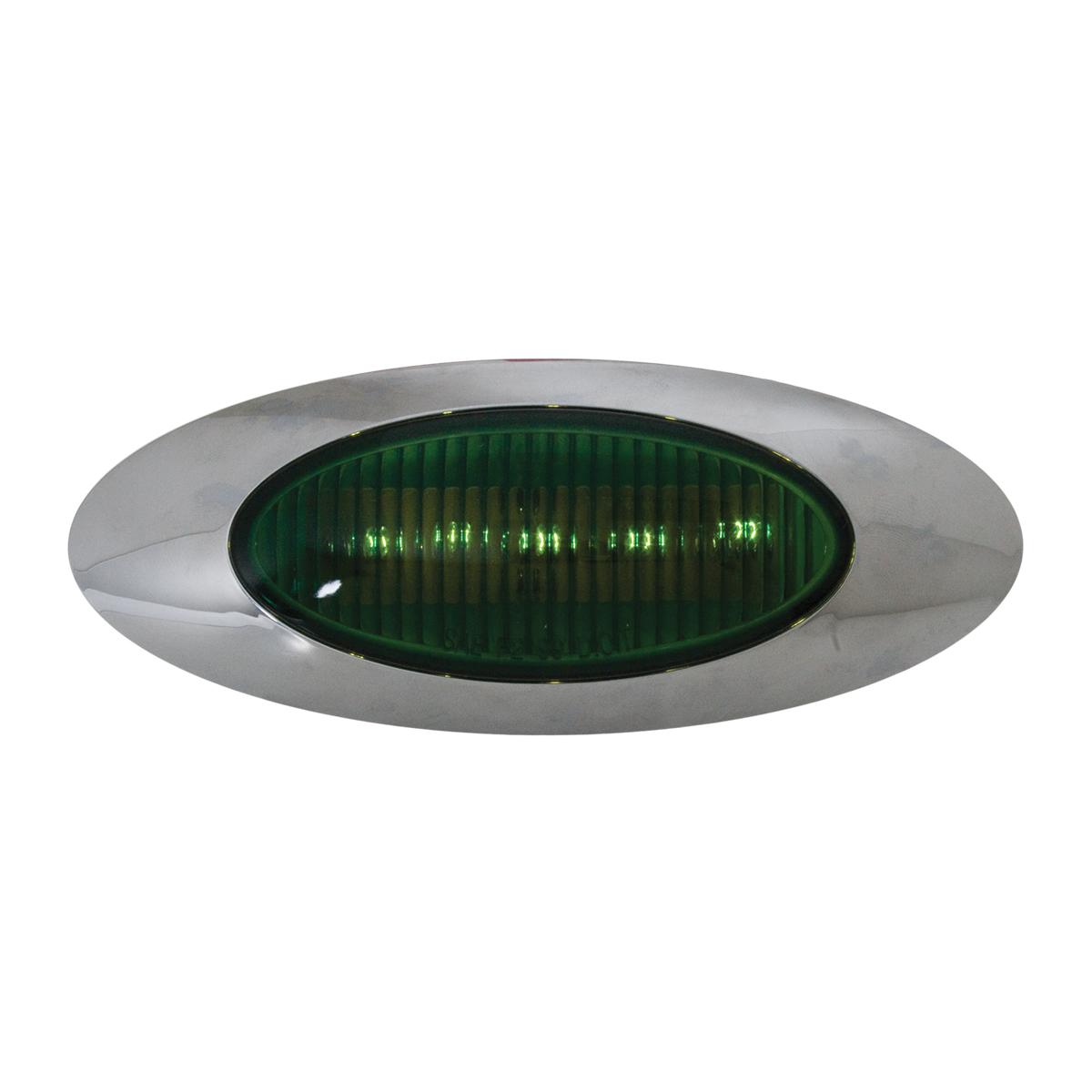 #79463 Plug In Y2K Marker Green Light - 5 Bulbs