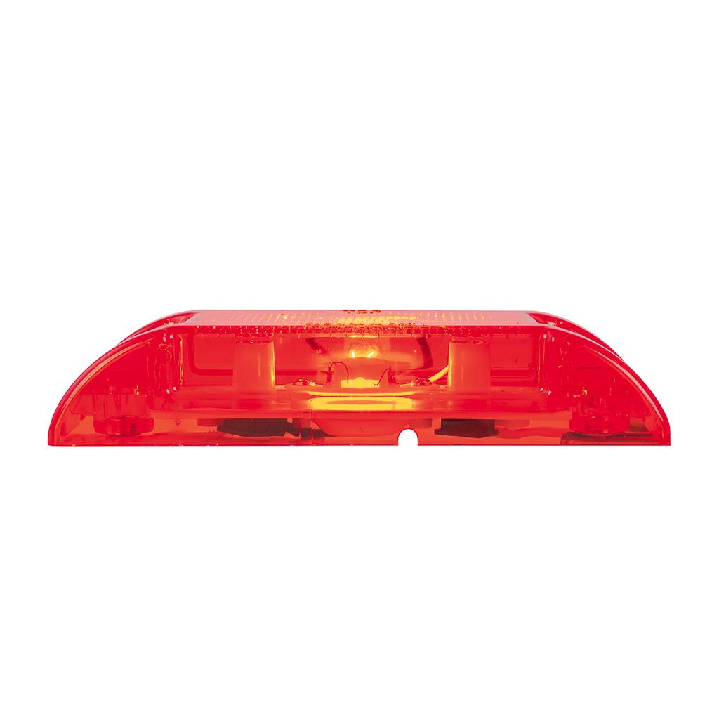 79711 Rectangular Sealed Marker Light with Reflector Lens