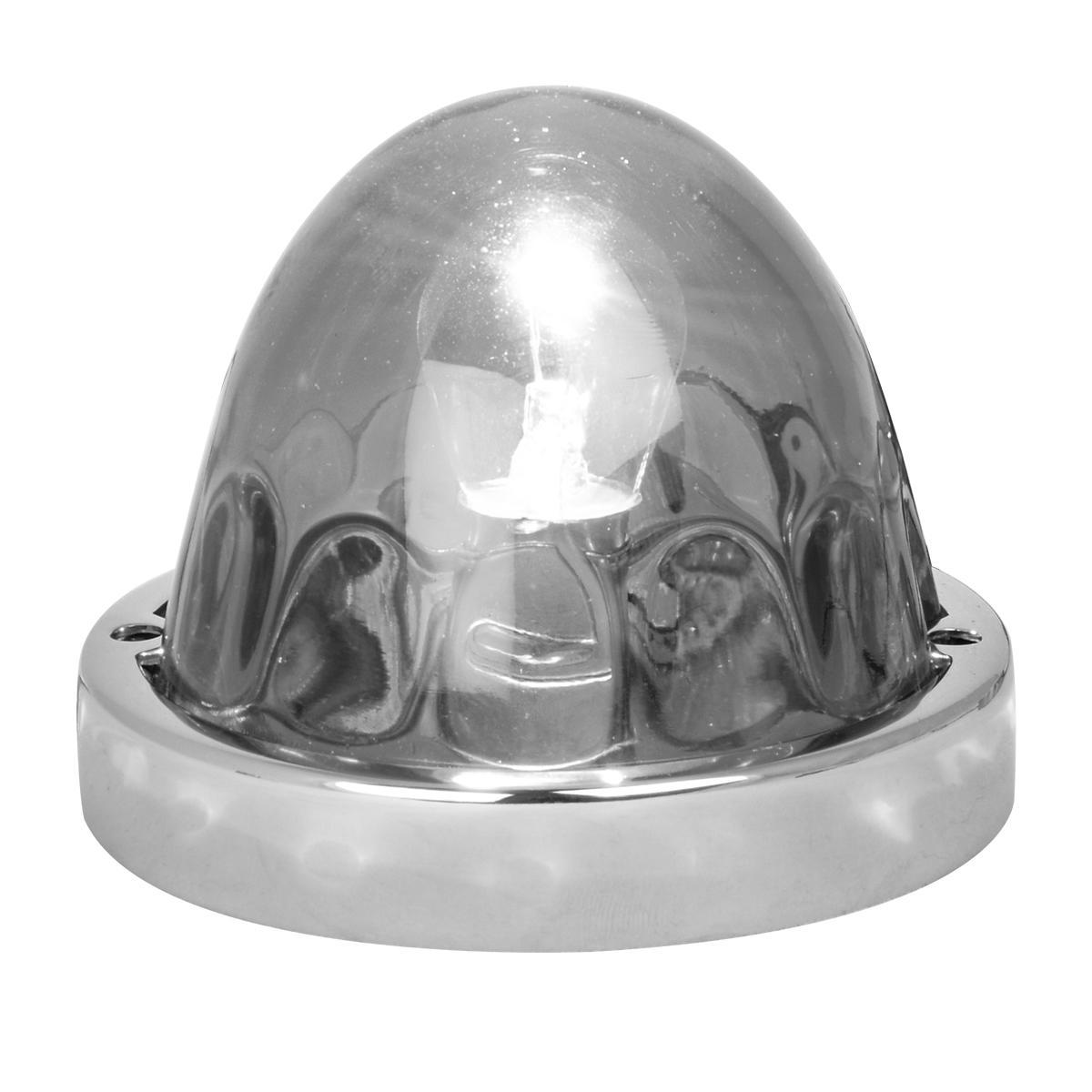 GG Grand General 81310 Rectangular Clear Glass Lens Kit for Cab Marker Light