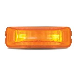 Medium Rectangular 2-Bulb Sealed Marker Light