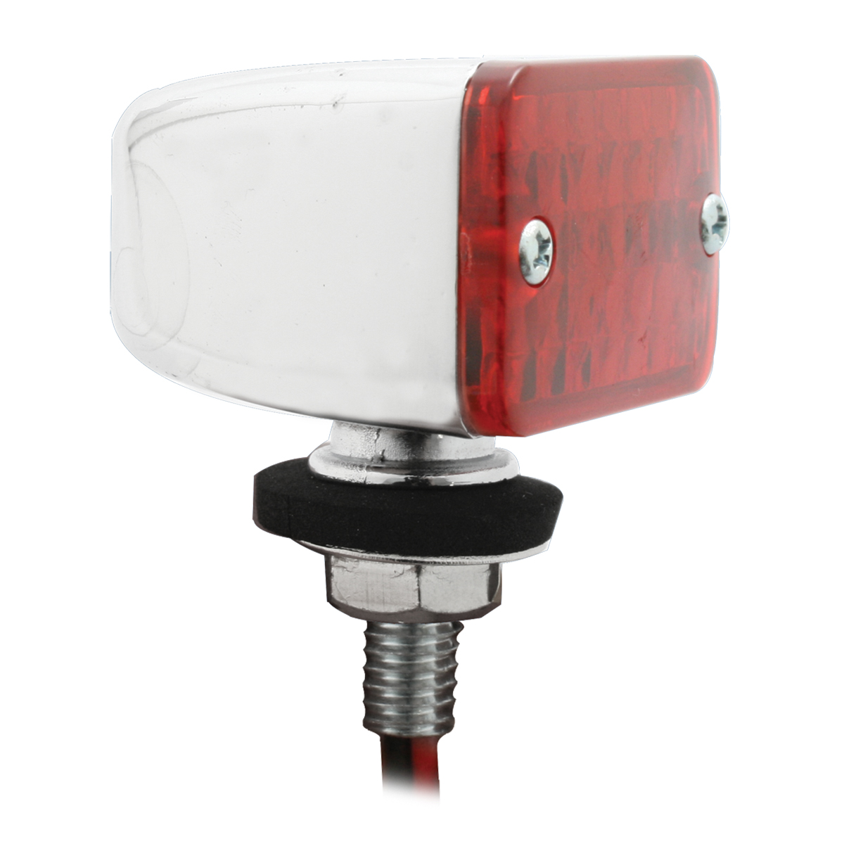 #80893 Small Single Filament Red Light