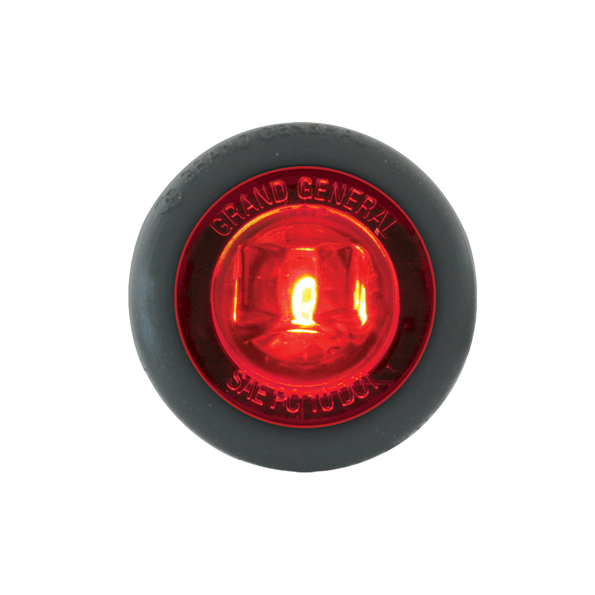 """75202 1-1/4"""" Dia. Dual Function LED Light with Grommet"""