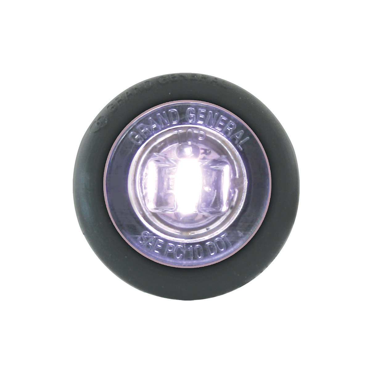 "75204 1-1/4"" Dia. Dual Function LED Light with Grommet"