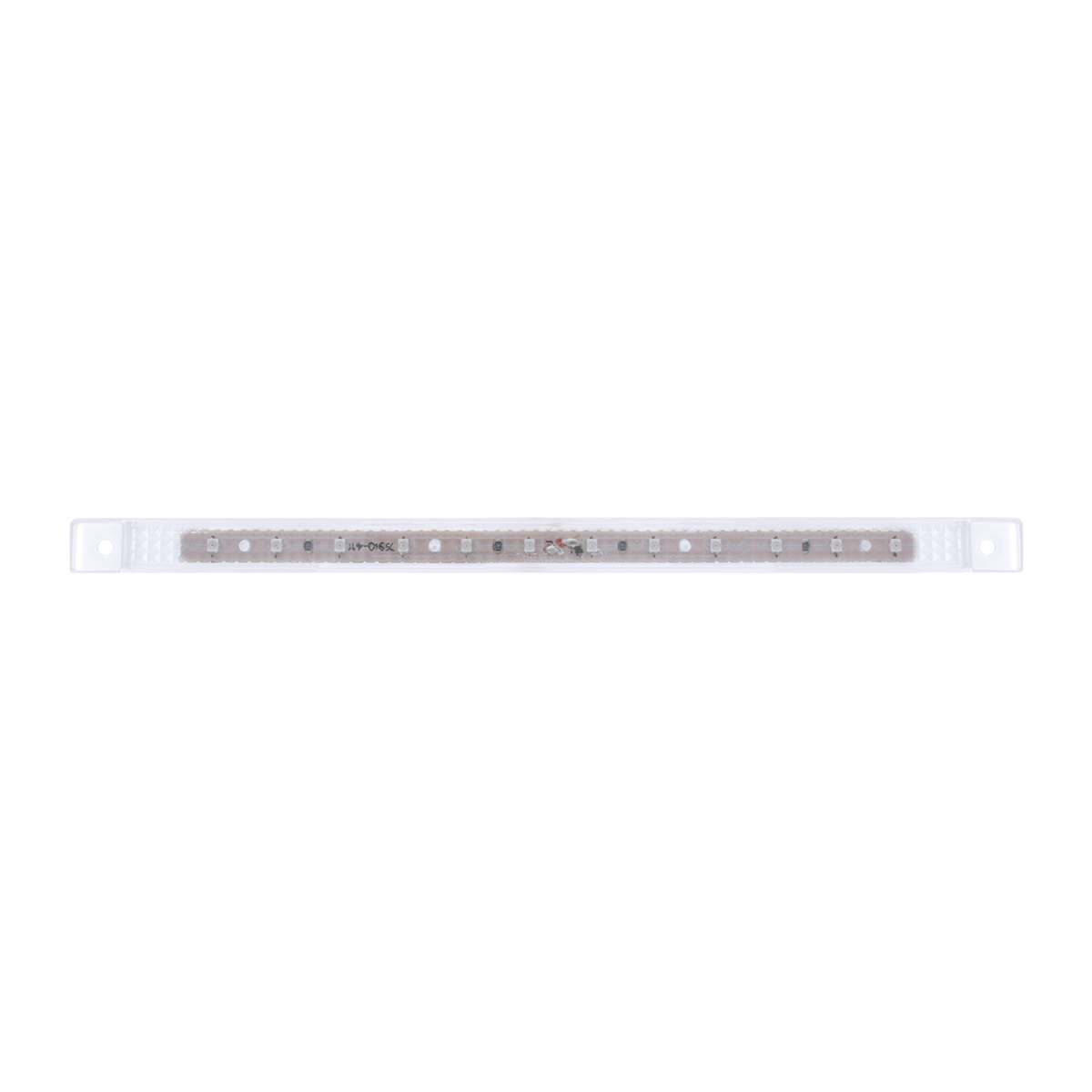 """10-1/8"""" Ultra Thin LED Marker Light in Clear Lens"""