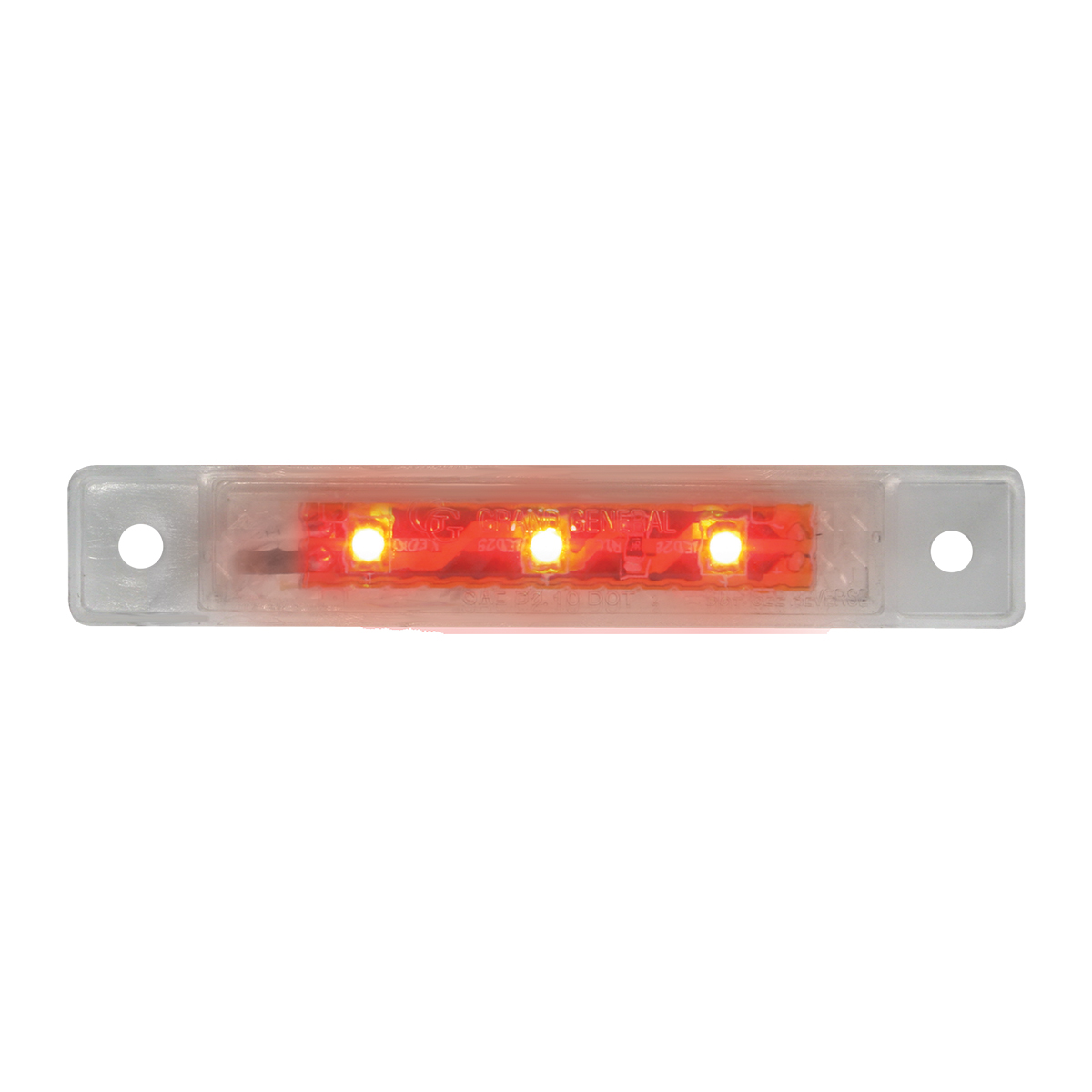 "76283 3.5"" Ultra Thin LED Marker Light"