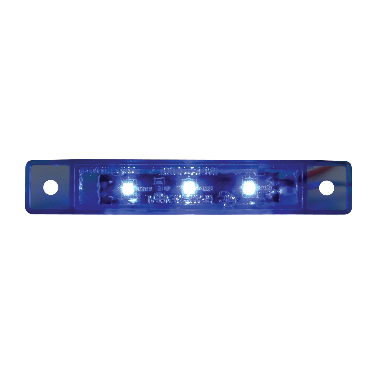 "76285 3.5"" Ultra Thin LED Marker Light"