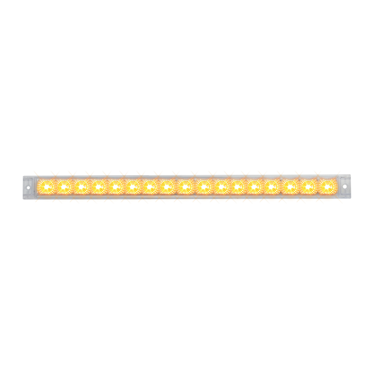 "76981 20"" Spyder LED Light Bar in Clear Lens"