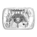 Rectangular Halogen Headlamps