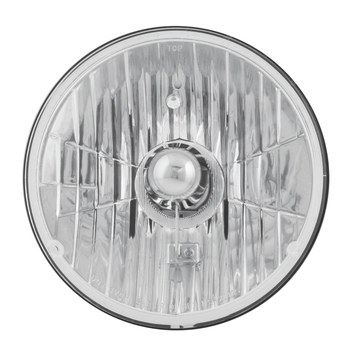 #77412 Round Headlamp with #9007 Halogen Bulb