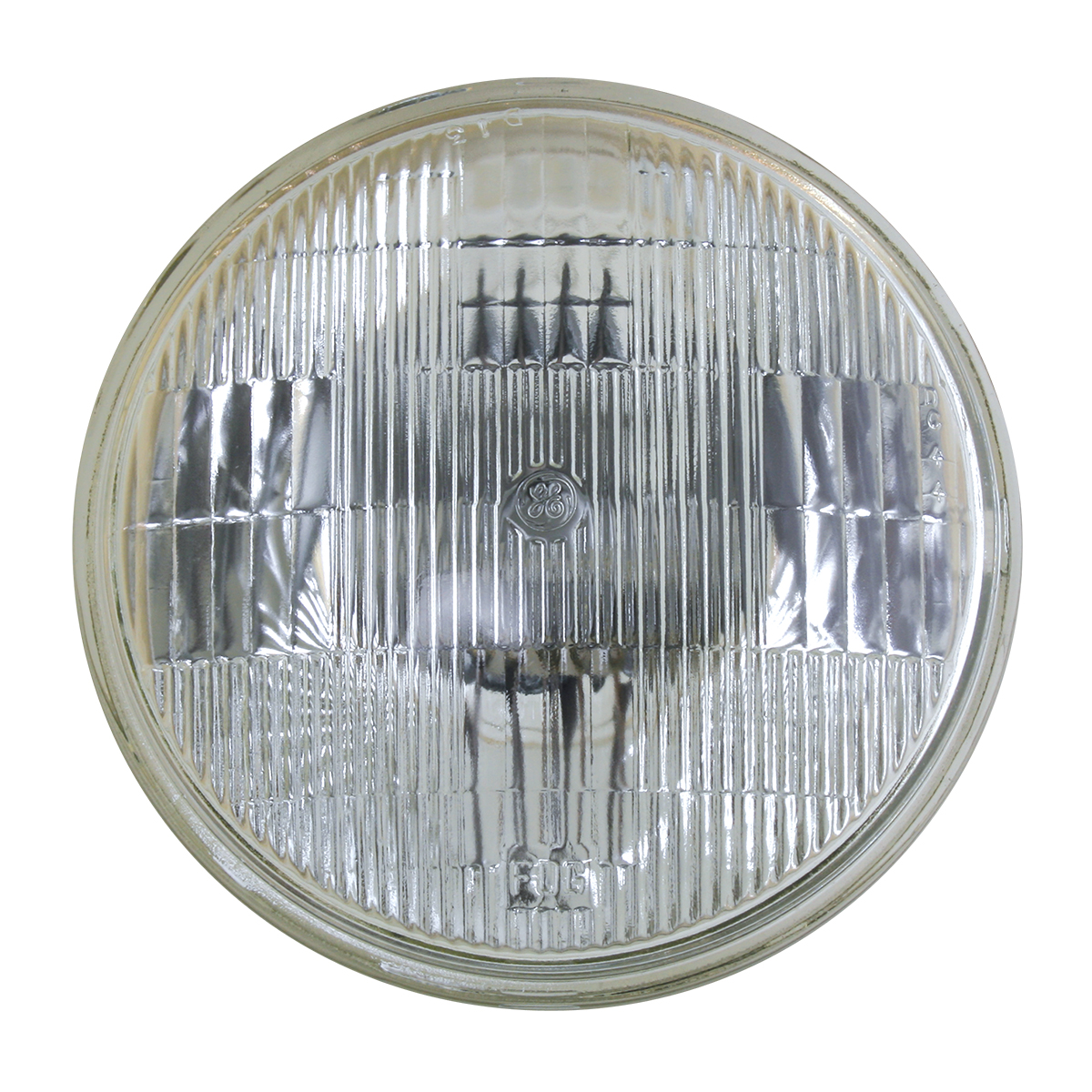 #80410 Round Sealed Beam #4412 Headlight - Clear