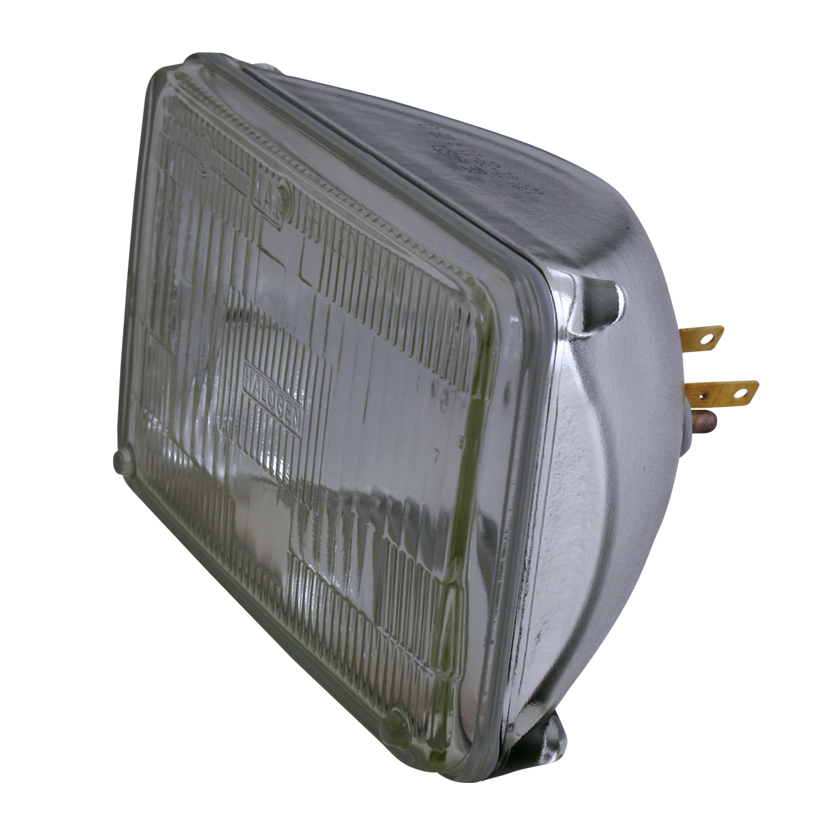 #80428 Rectangular Sealed Beam #H4651 Headlight - Side View