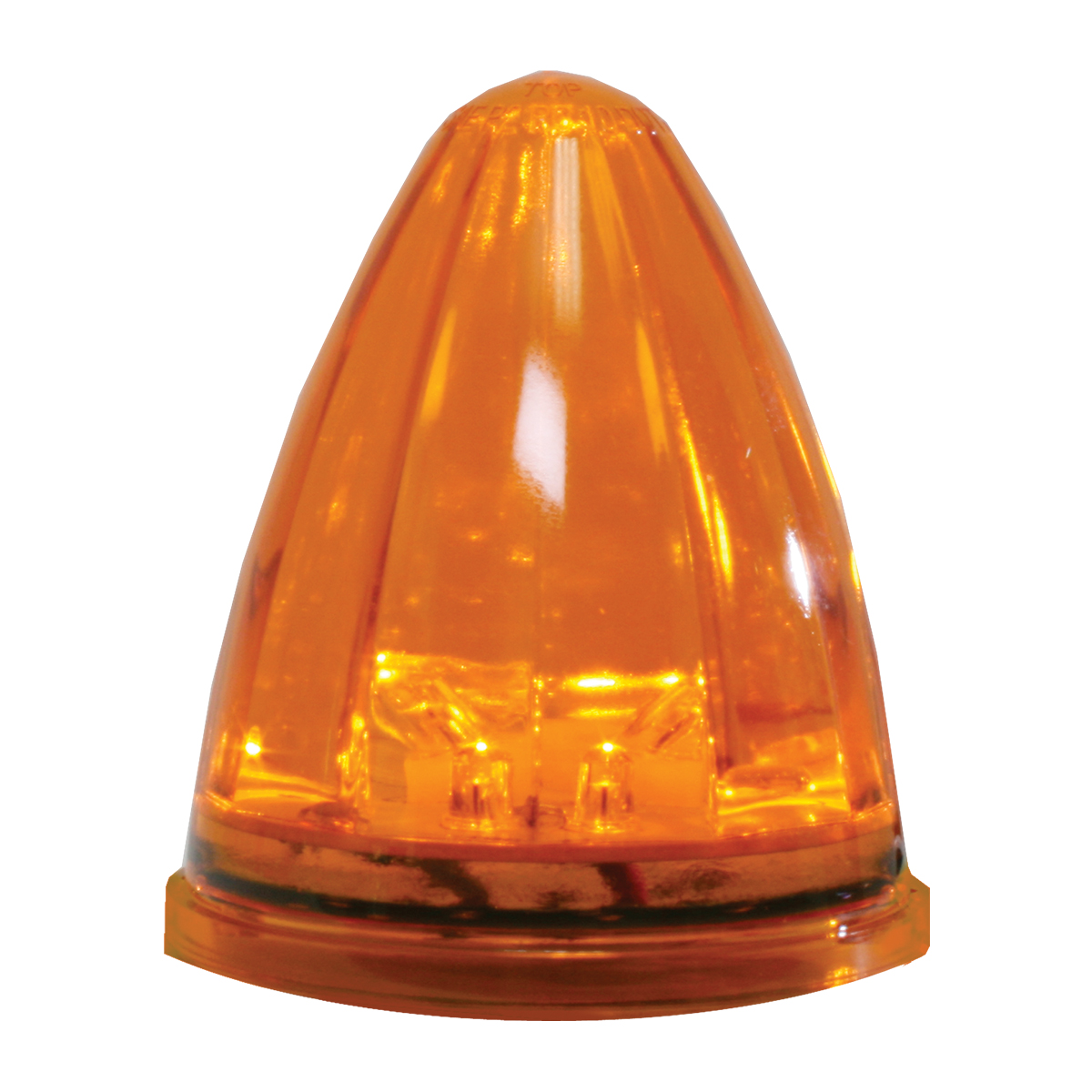 Amber/Amber Sealed LED Light Only for G1K Cab Light