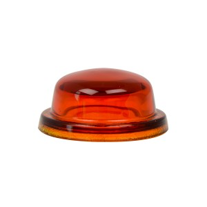 Color Glass Lens for Dome Lights