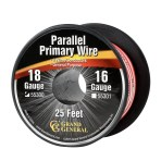 18 GA Parallel Primary 2 Wire Roll