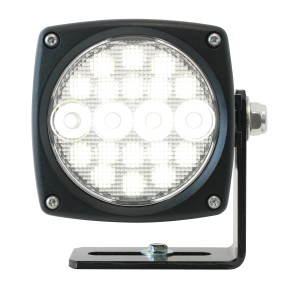 High Power LED Wide Angle Work Light with L Stand Bracket