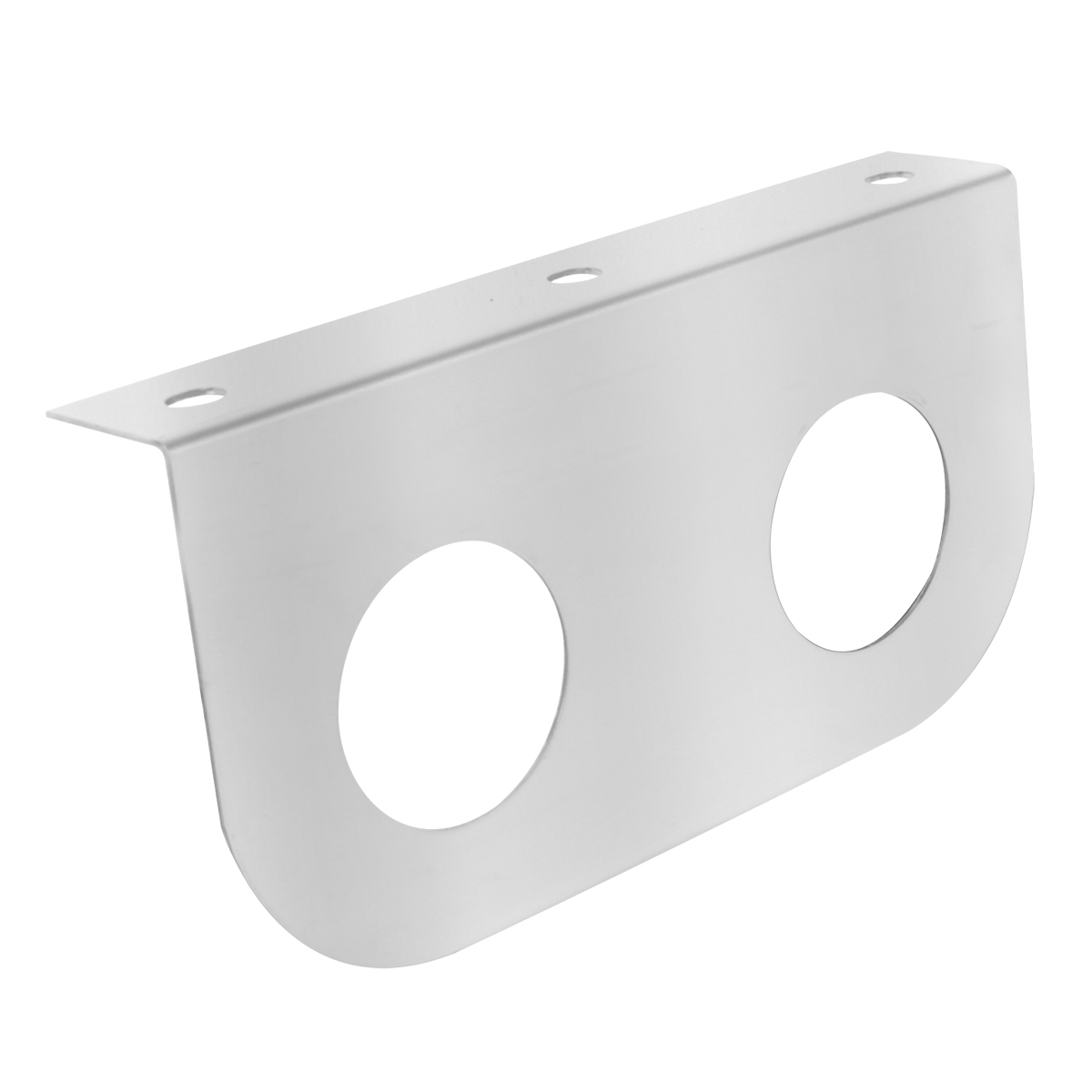 #81450 Chrome Plated Steel Mounting Bracket Only