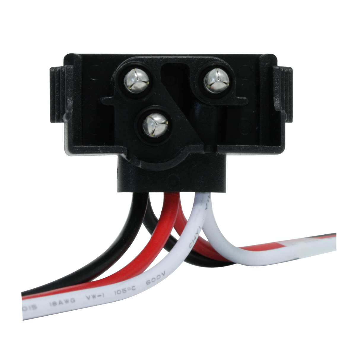 Continuous 3-Prong Plug Wire Harness Roll