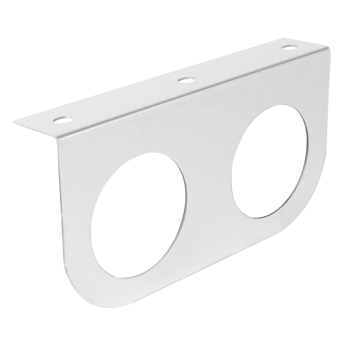 #86459 Stainless Steel Light Bracket Only