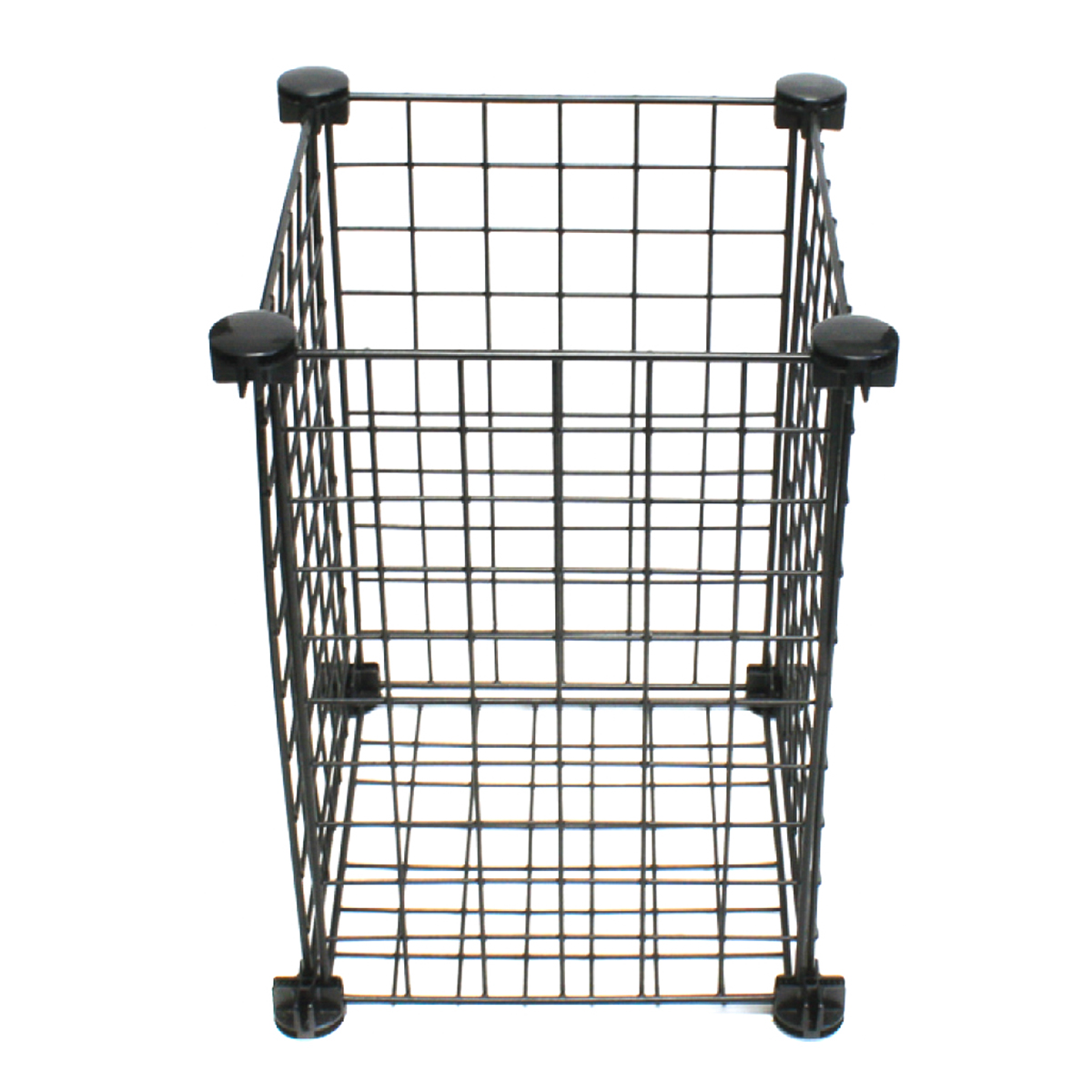 Single Slot Wire Basket Ideal for Hub Caps and Lug Nut Covers