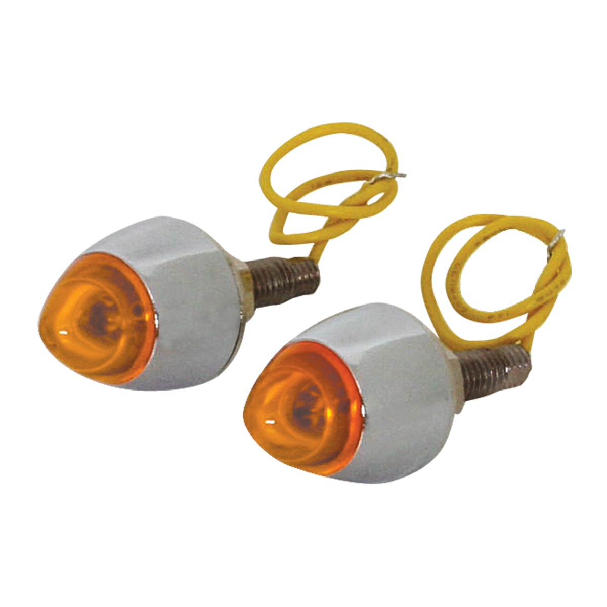 50920 Amber Bullet Fastener LED Light