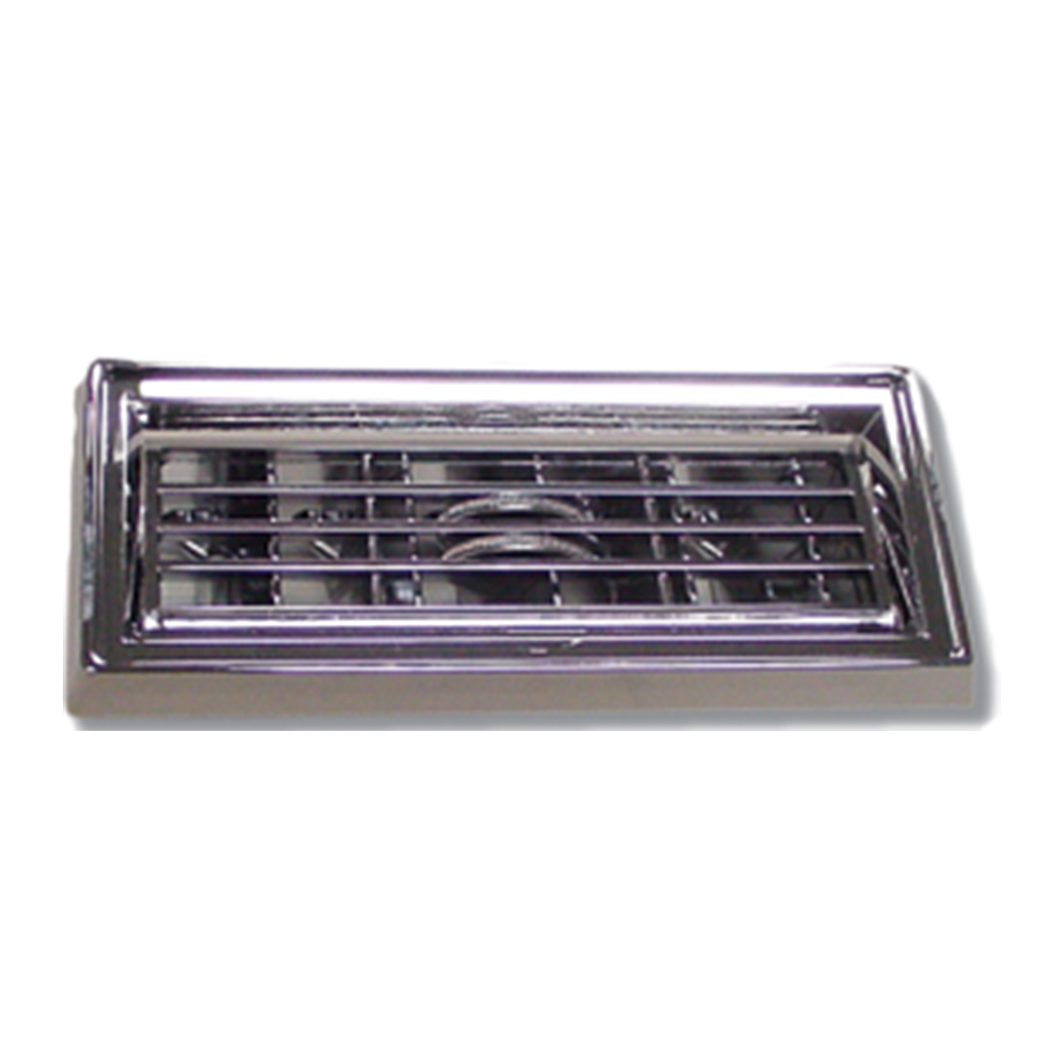 68283 Chrome Plastic Large A/C Vent Adjustable Louver for Peterbilt