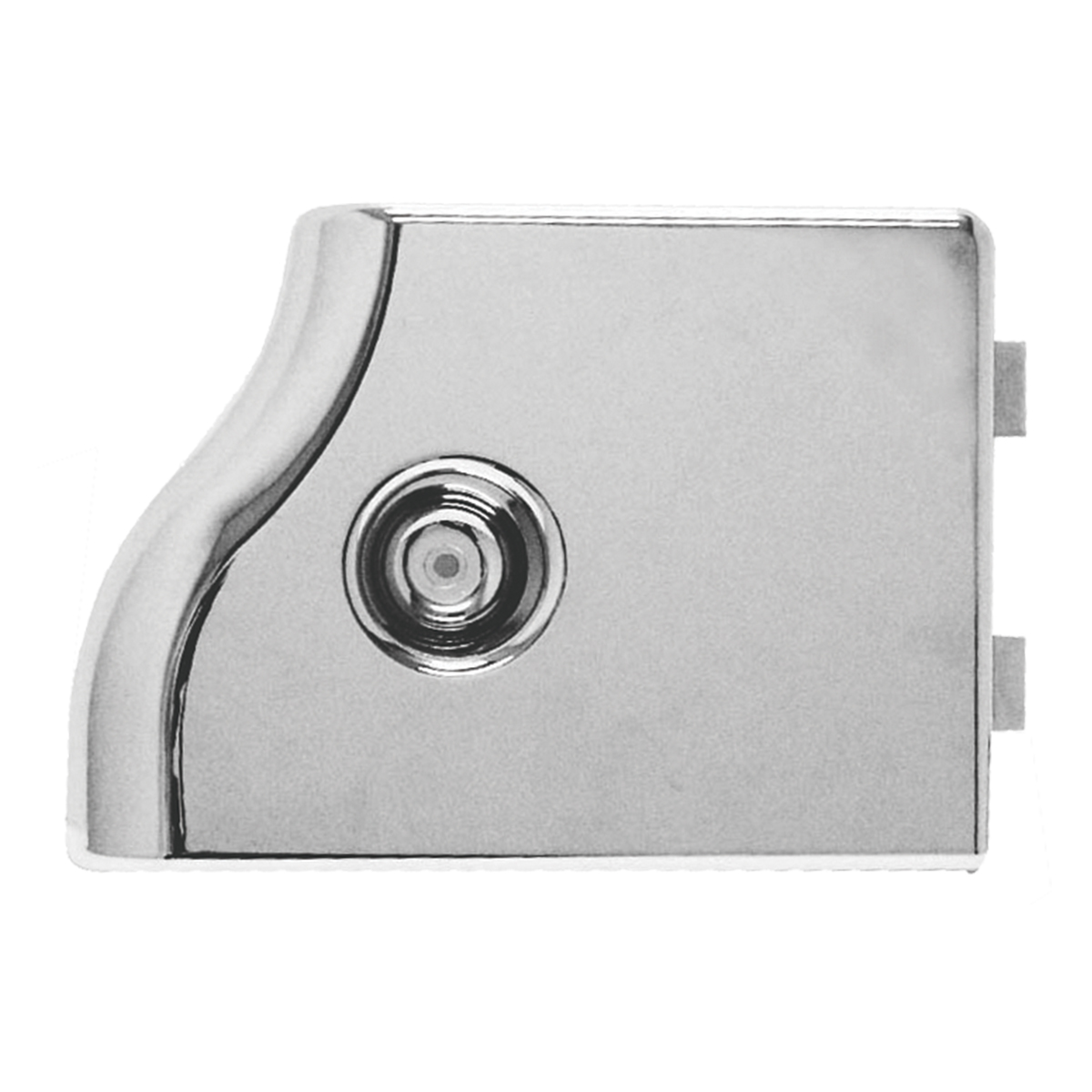 68341 Chrome Plastic A/C Filter Door for Peterbilt