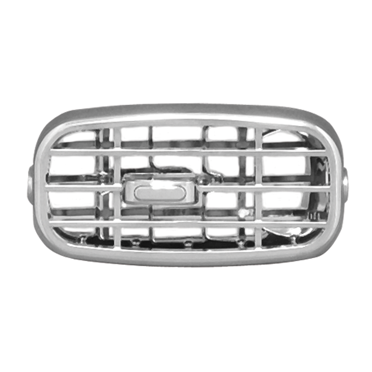 68344 Chrome Plastic A/C Vent Adjustable Louver for Peterbilt 2005+