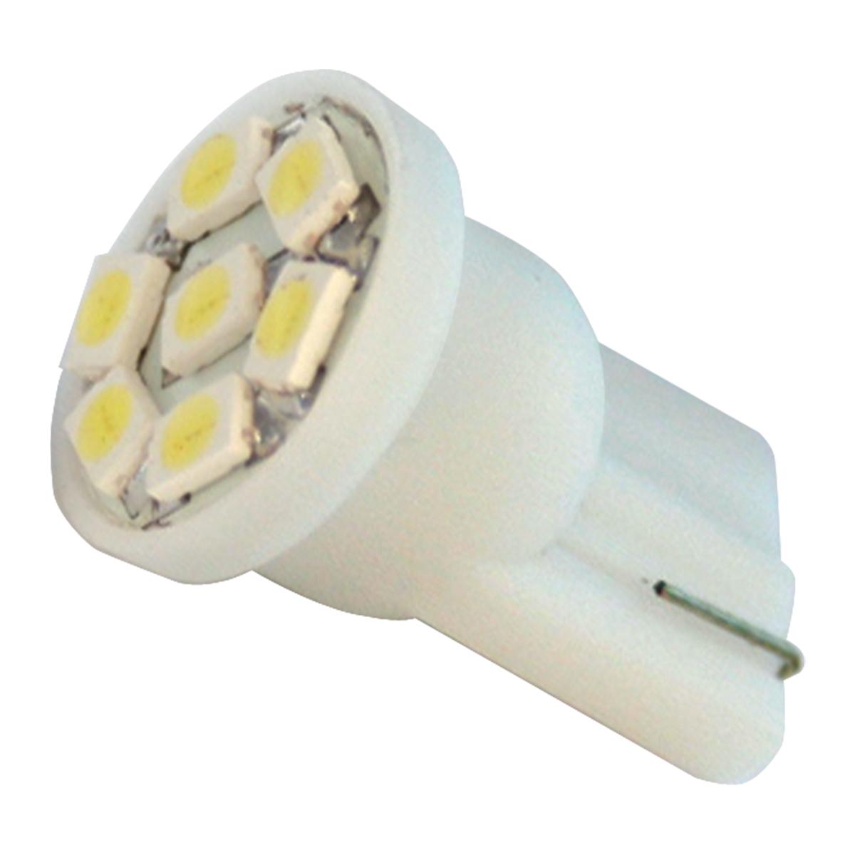 74904 White 194/168 Dome Type 7 LED Light Bulb