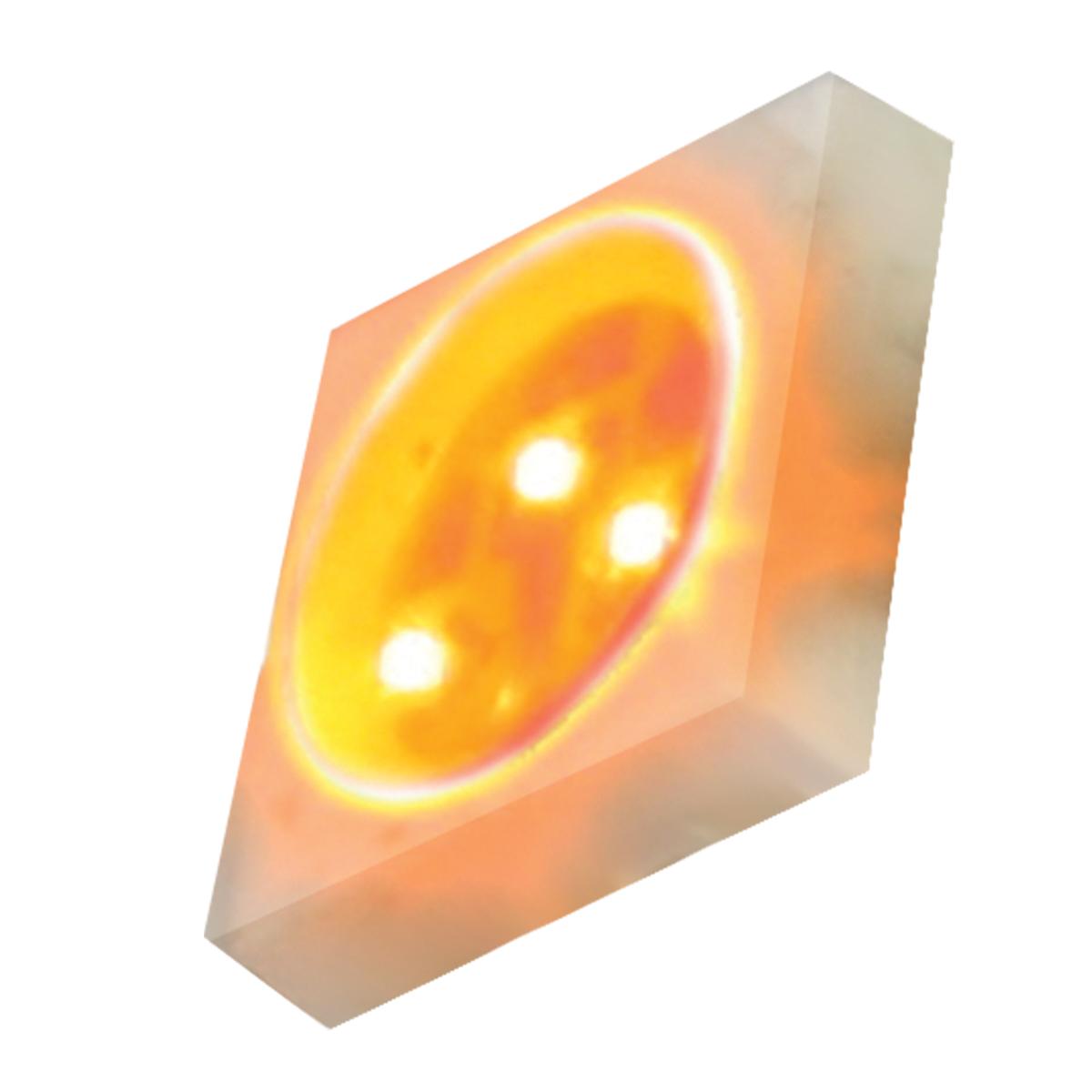 74940 Amber 73/37 Dash LED Bulb