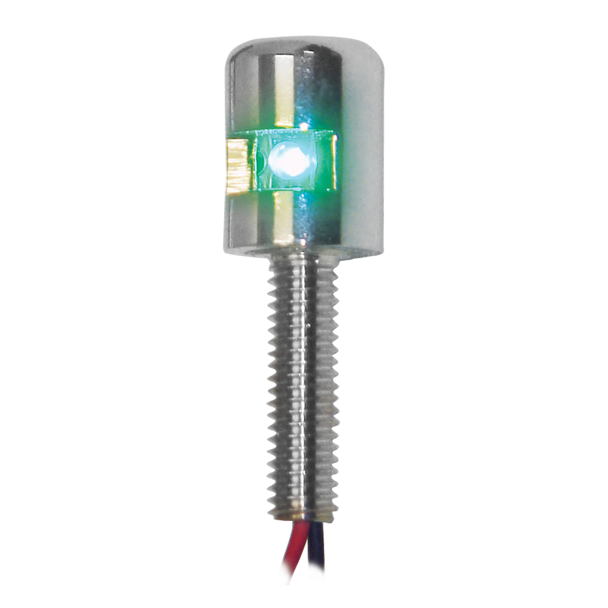 77202 Green Side Type Screw LED Light