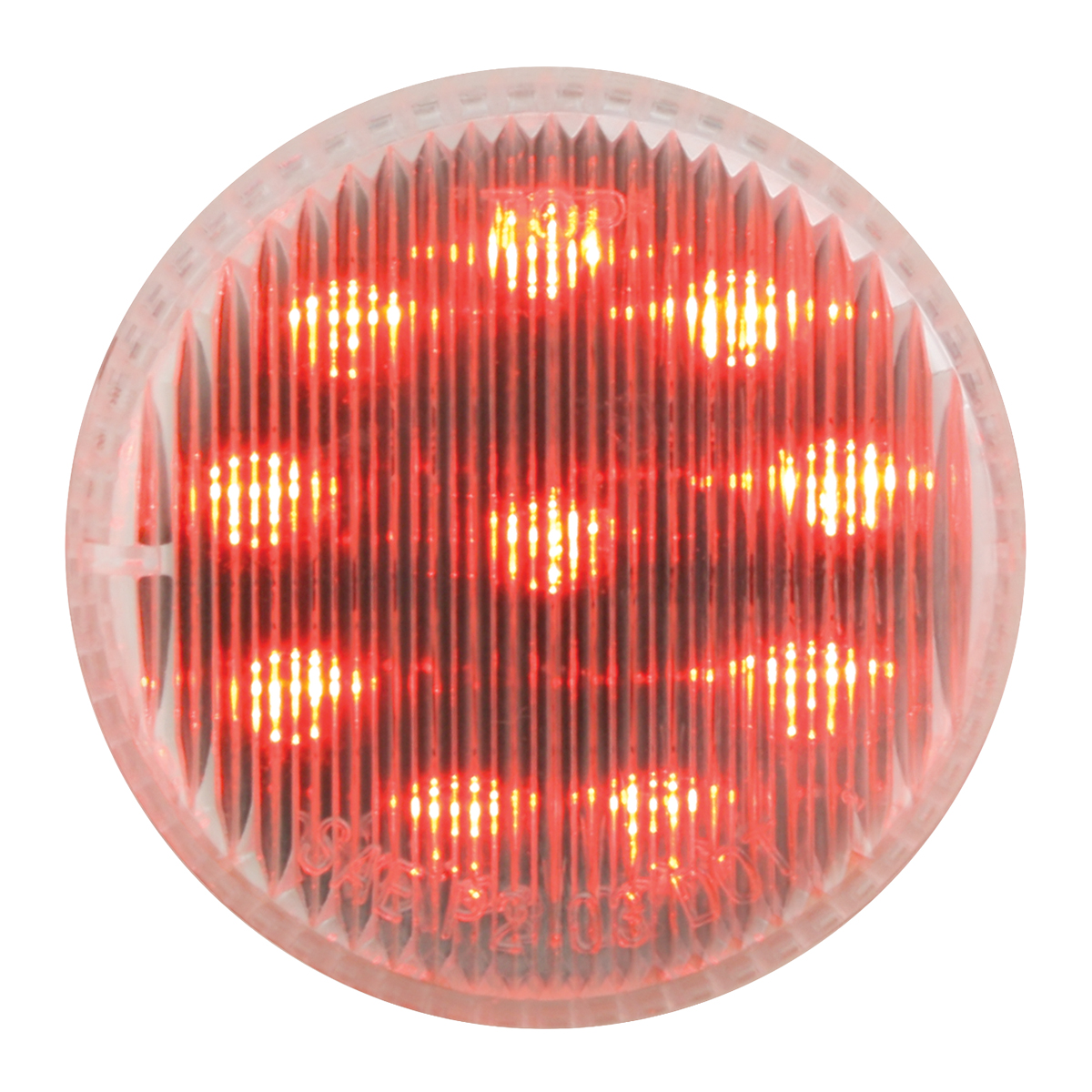 "79288 2"" Round Fleet LED Marker Light"
