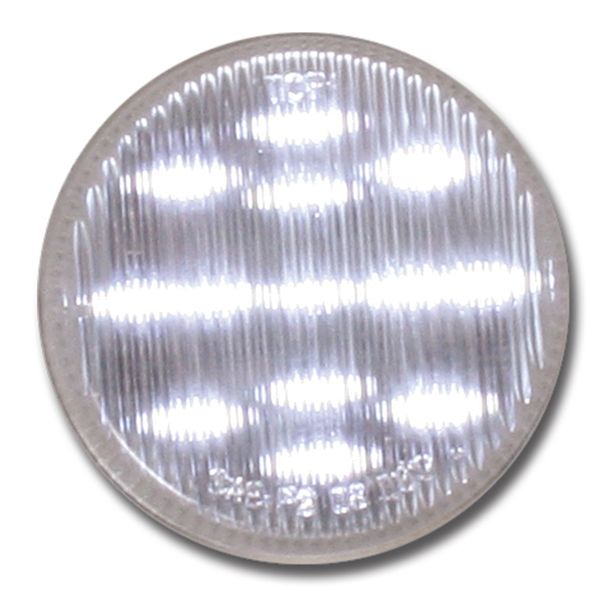 "79319 2-1/2"" Round Fleet Marker Light"