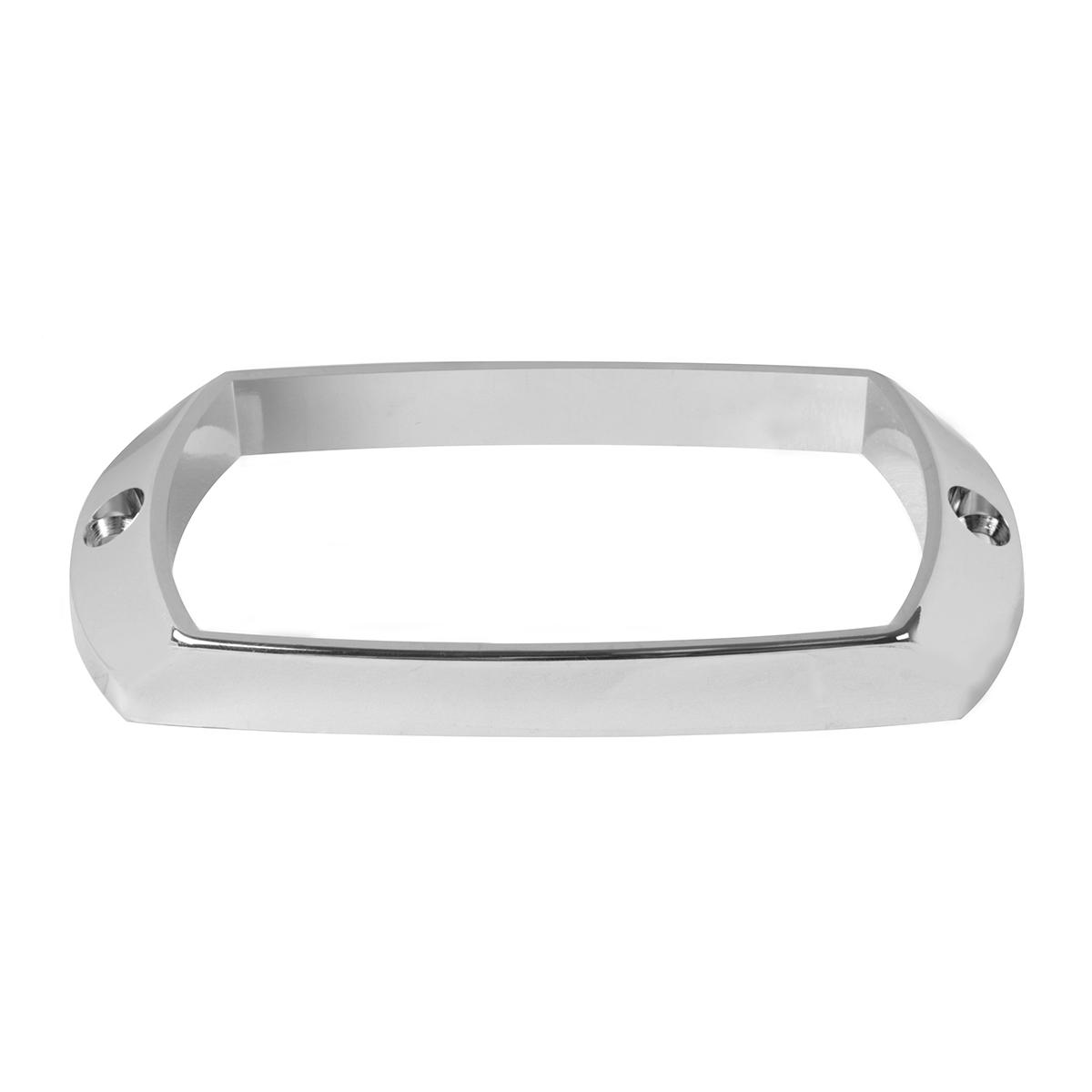 80008 Chrome Plastic Lens Guard II for Tiger Eye Marker Lights