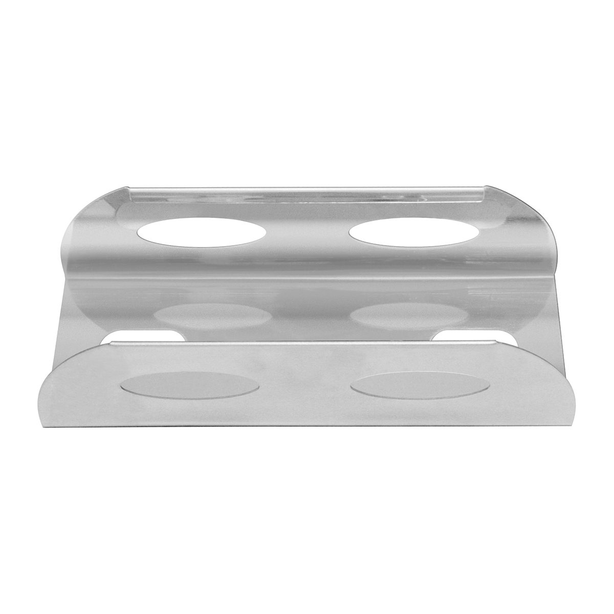 80014 Stainless Steel Lens Guard for Oblong 2 Bulb Marker Lights