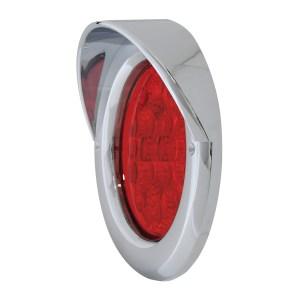 Grommet Cover w/ Visor for 4″ Round Light