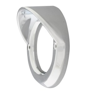 Grommet Cover w/ Visor for 2.5″ Round Light