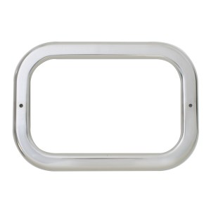 Grommet Cover w/o Visor for 5.25″ Large Rectangular Light