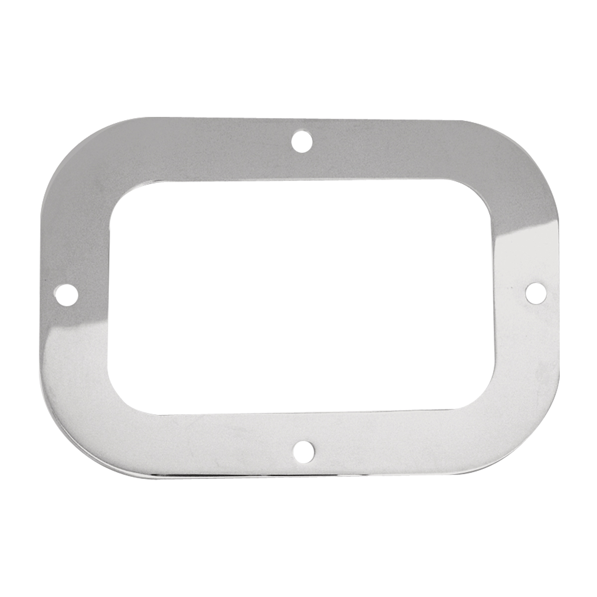 80788 Stainless Steel Security Ring for Large Rectangular Light
