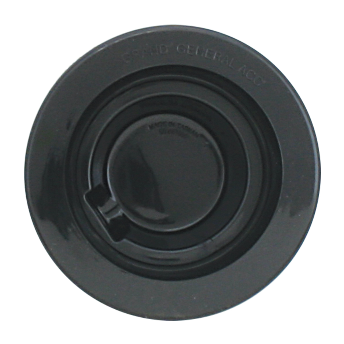 "81095 2"" Closed Back Rubberized Vinyl Grommet"