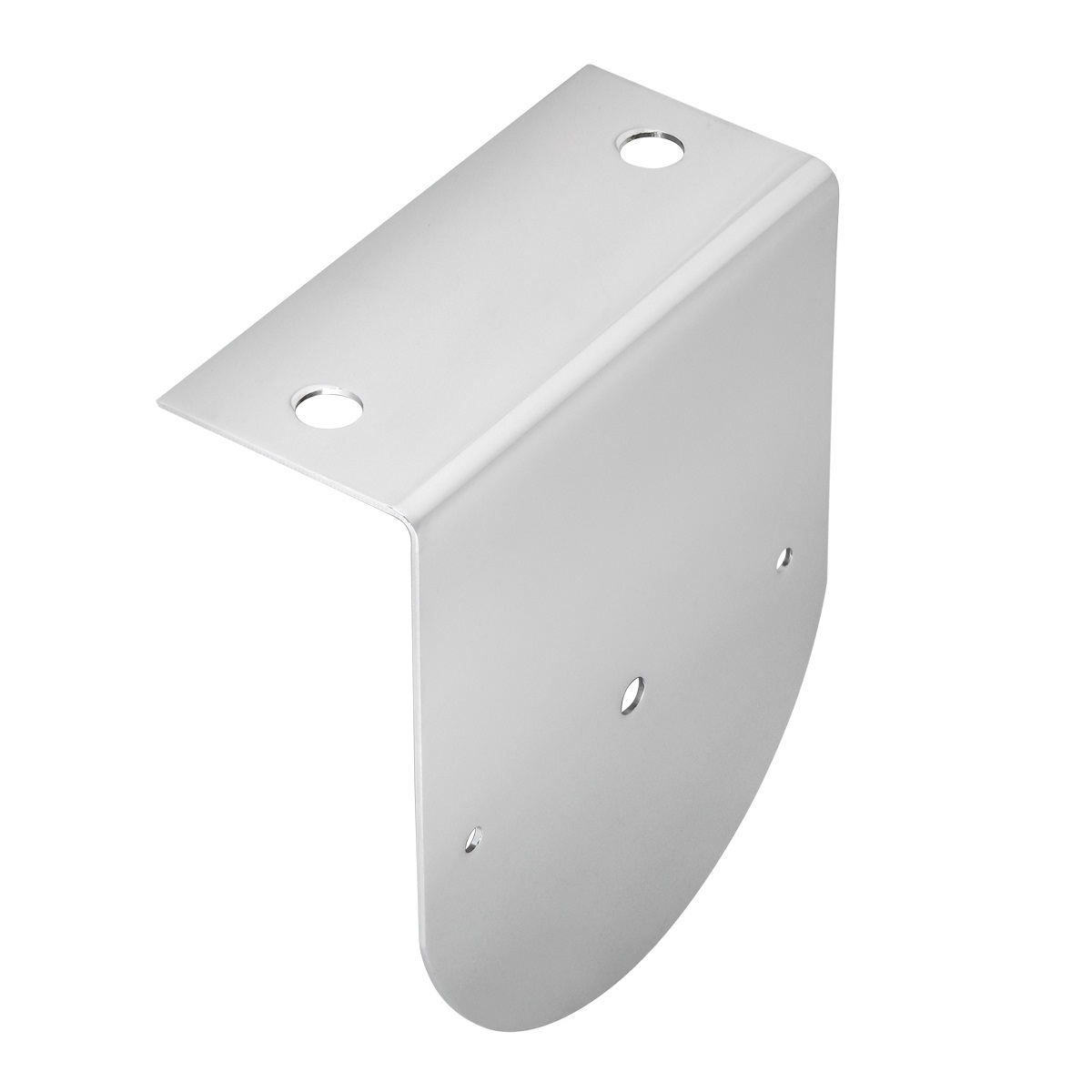 "#81560 Stainless Steel Single ""L"" Shape Bracket Only"