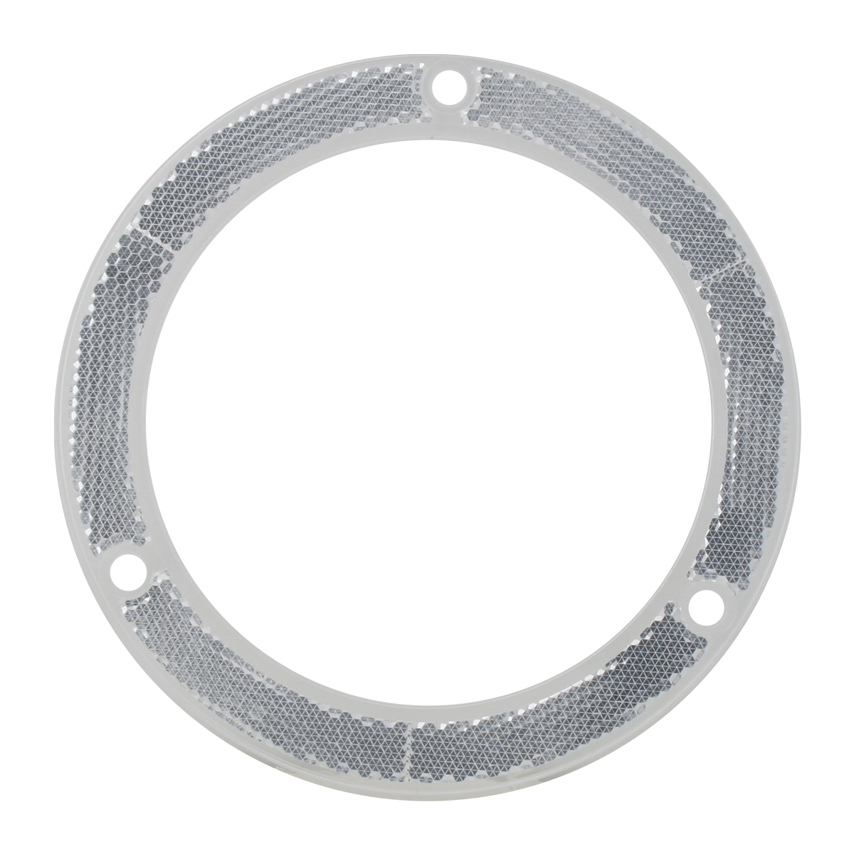 "81632 White Reflector Ring for 4"" Round Light"