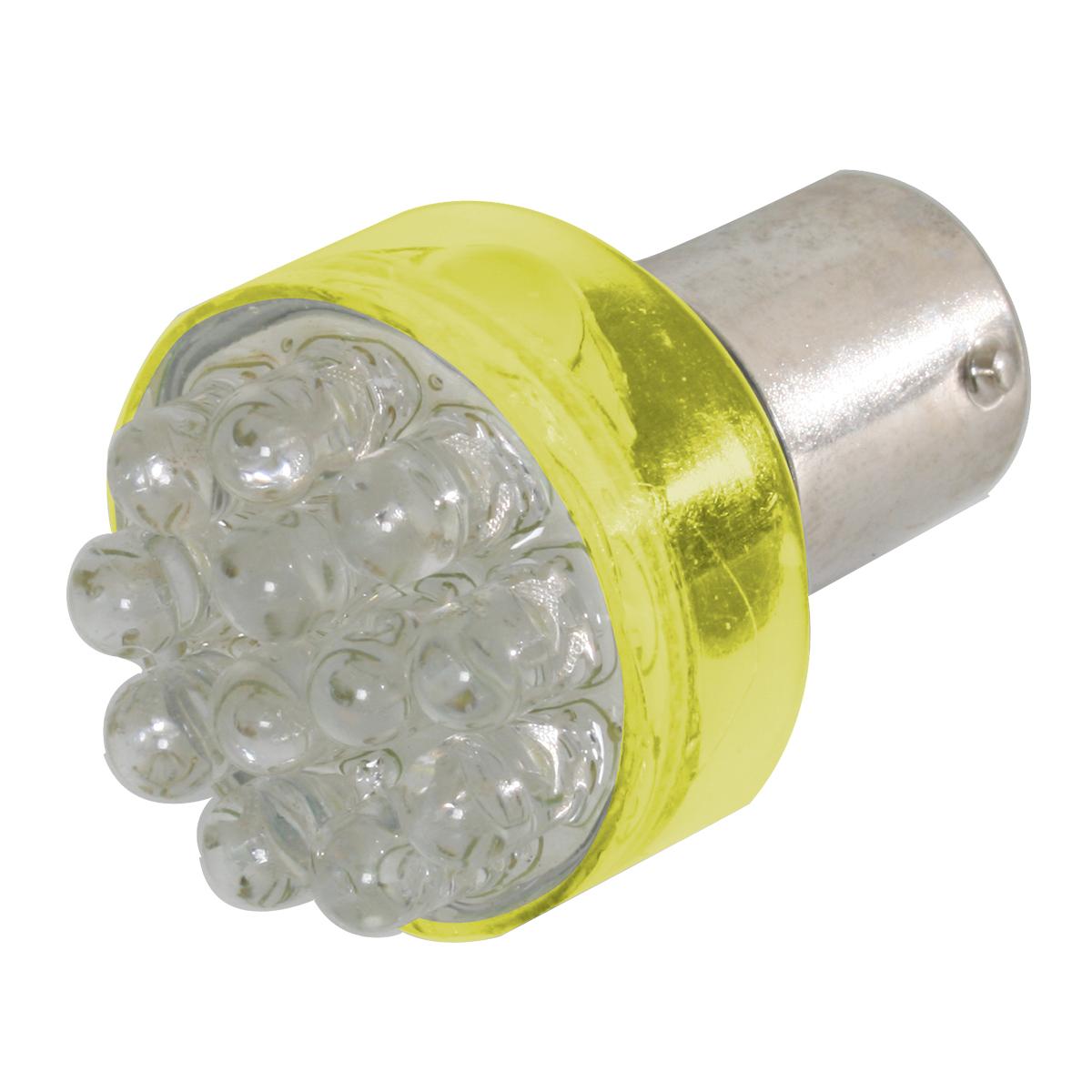 83900 Amber 1156 Single Directional 12 LED Light Bulb