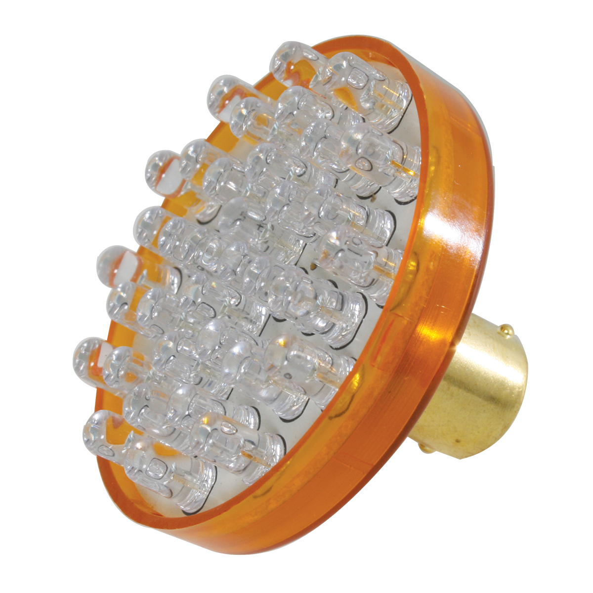 83940 Amber 1156 Single Directional 36 LED Light Bulb